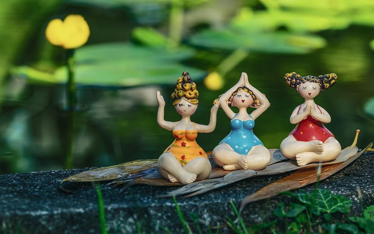 Les bienfaits de la méditation : méditer pour se contrôler et vivre heureux