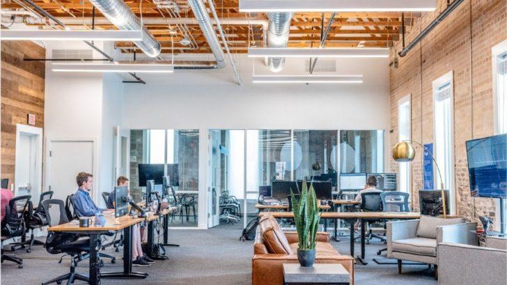 Un espace de travail bien aménagé est bénéfique pour les employés