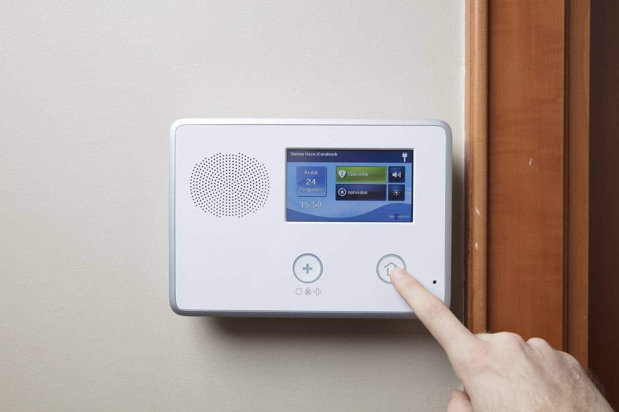 sécurité alarme sans fil