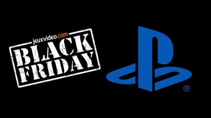 Black Friday PS4 : la console Sony à prix cassé chez Amazon !