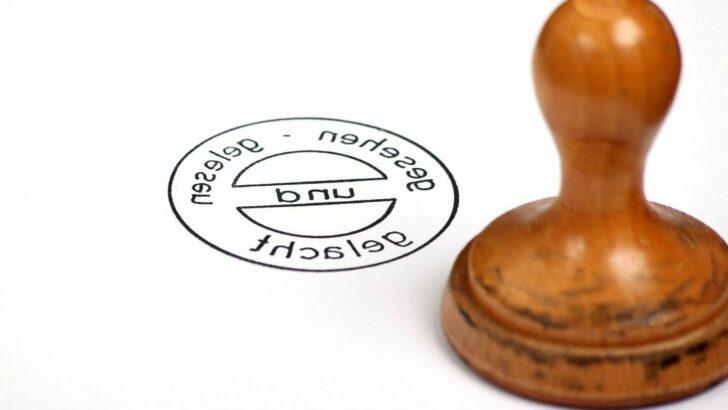 Tampon pour société avec logo entreprise : est-ce nécessaire ?