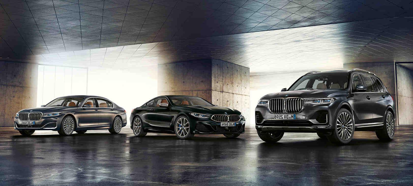 Quelle est la dernière BMW ?