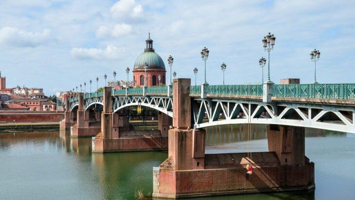 Toulouse, une des meilleures destinations touristiques en France
