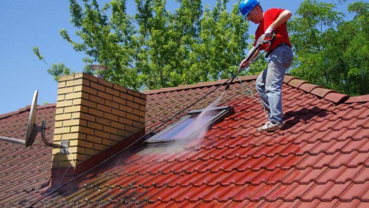 Exposition du toit : un critère de taille pour déterminer la fréquence de nettoyage